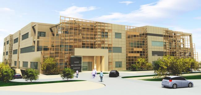 مرکز تحقیقات نانومترولوژی و توسعه تجهیزات آزمایشگاهی
