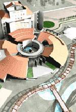 ساختمان های اداری  - پروژه های سطح و صنعت