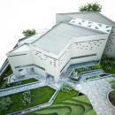 Hamedan Contemporary art Museum - First Design